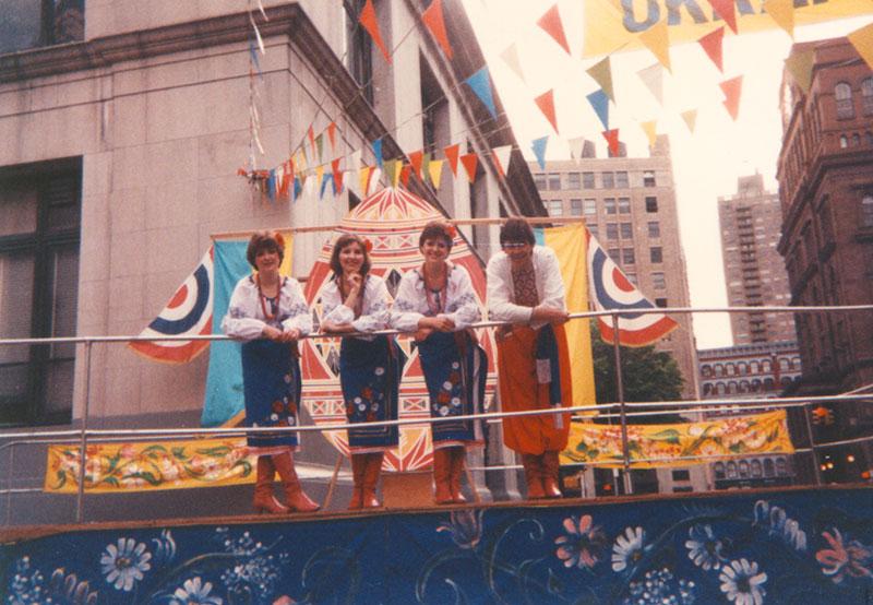 1989/05/20,21 - East Village Street Festival, New York, NY.